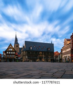 town hall of Quedlinburg