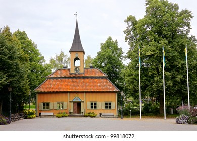 Town hall at Sigtuna. Sweden