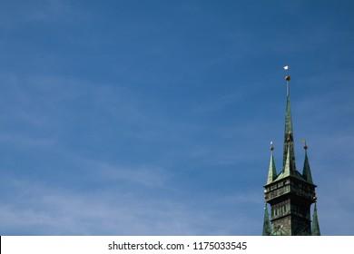 Town hall Tower, Znojmo, Czech Republic