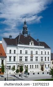 Town hall in Valtice, Valtice-Lednice area, Czech Republic