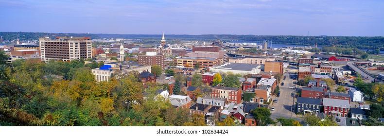 Town in Iowa