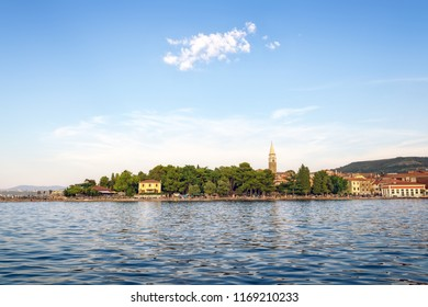 Town of Izola, Slovenia, view from the sea