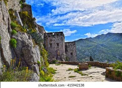 The town of Klis
