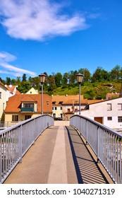 town Trebic, Unesco Czech republic, Europe
