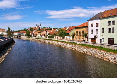 town Trebic, Unesco Czech republic, Europe