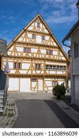 Town Waiblingen, Germany