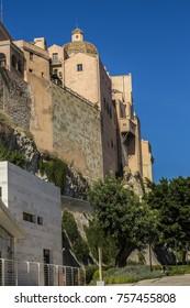Town walls Cagliari