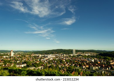 Town Winterthur (Switzerland)