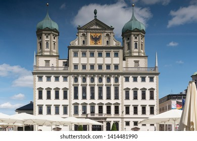 Townhall in Augsburg, Bayern, Germany
