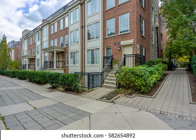 Townhouse in North York Toronto Canada