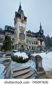 Towns and castles of medieval Romania