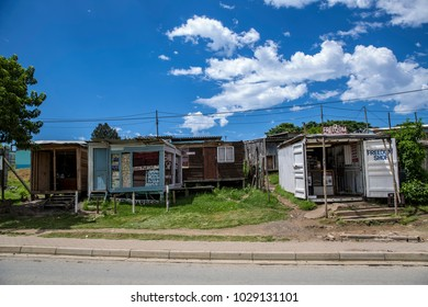 Township in Knysna South Africa