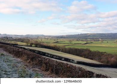 The Towy Valley near Llandeilo, Carmarthenshire, Wales, No. 1.
