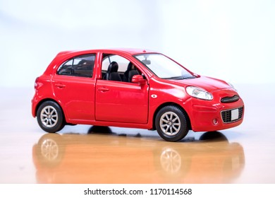 The Toy Car Model