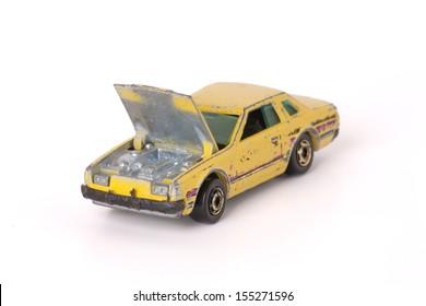 Toy Car Repair