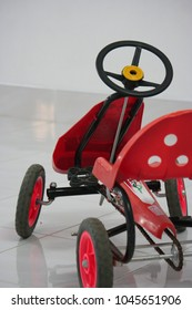 Toy cars for children riding