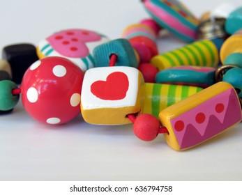 Toy Charm Bracelet