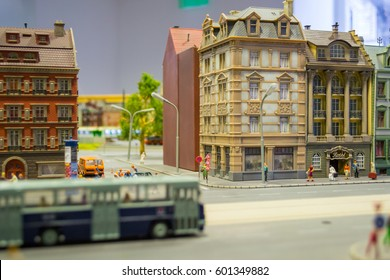 toy city miniature
