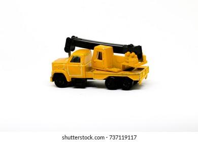 Toy Heavy Machinery.