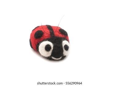 Toy ladybug