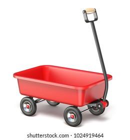 child wagon