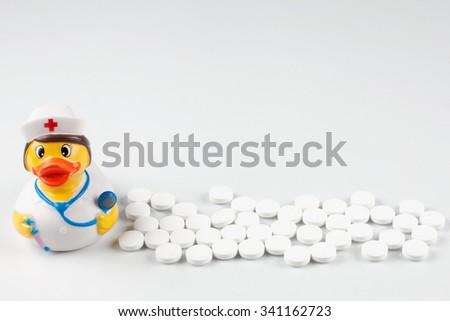 Sensational Toy Nurse Tablets Stock Photo Edit Now 341162723 Home Interior And Landscaping Ologienasavecom