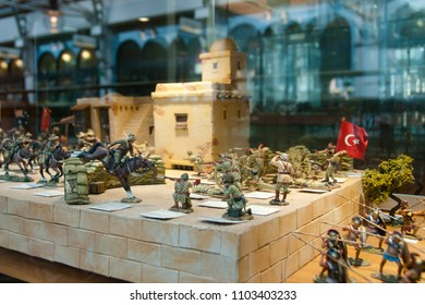 Toy Soldiers Display