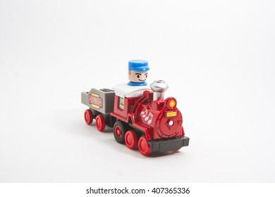 Toy steam loco