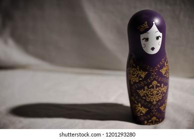 a toy that looks alike a russian objet