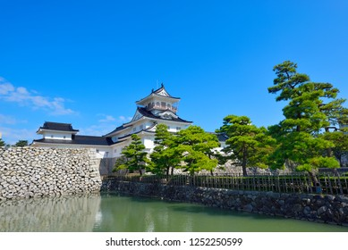 Toyama Castle, Japanese castle located in the city of Toyama