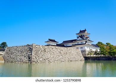 Toyama Castle, Japanese castlelocated in the city ofToyama