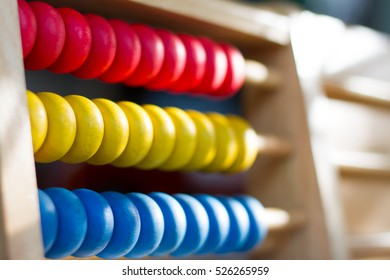 Toys for Development, wooden toy abacus