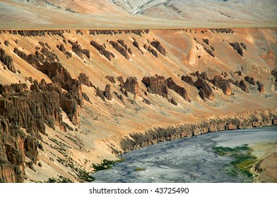 Tozay Chu River Ladakh India