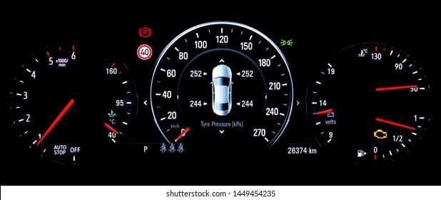 Imágenes, fotos de stock y vectores sobre Car Tyres On Display