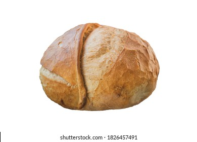 Trabzon Bread, Bakery Products, Pastry and Bakery. isolated white background