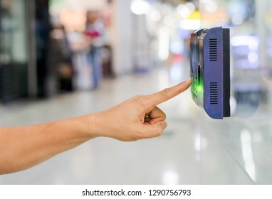 Track Employee Hours Using Biometric Fingerprint Scanner.