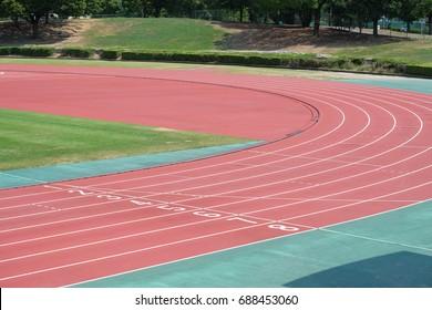 track in field
