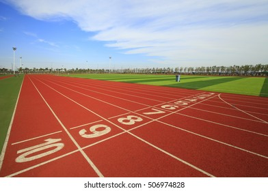 Track and field digital