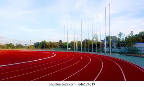 track running, ground, race, sport