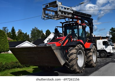 Tractor - Kongsvinger, Norway (16th August 2017)