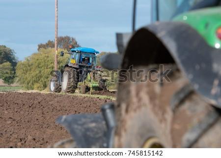 Photographer model plough