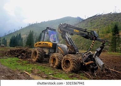 Logging Equipment Images, Stock Photos & Vectors | Shutterstock
