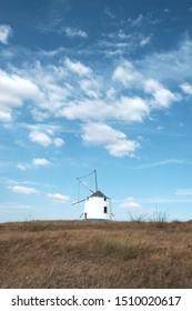 Tradicional windmill from Alentejo Serpa