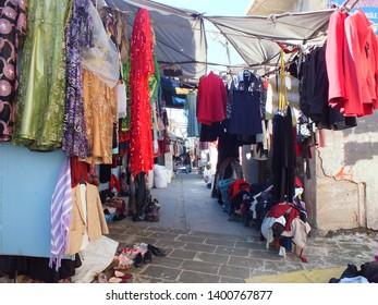Tradiotional Old Bazaar from Mardin, Turkey