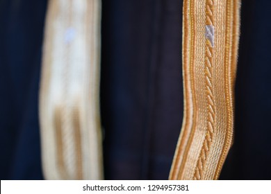 Traditional Arabic Clothes called Bisht.