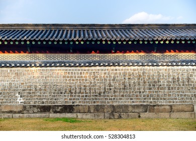 Traditional architecture in South Korea