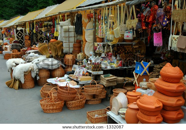 Traditional art and craftmanship
