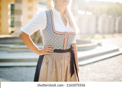 traditional Bavarian dress, Dirndl
