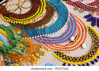 Traditional beads Jewelry