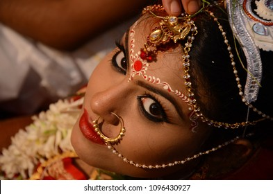 Traditional Bengali marriage